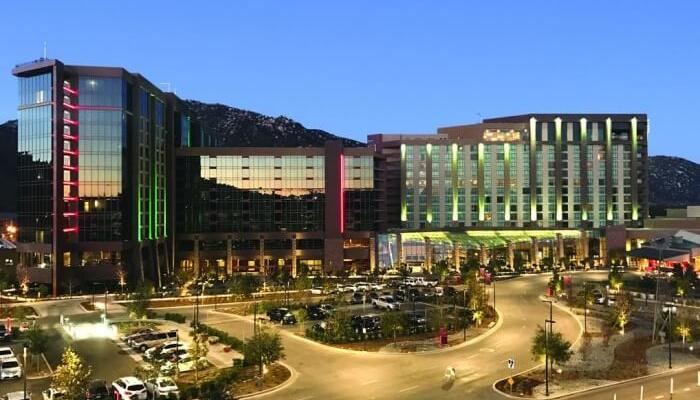 What Are the Largest Casinos in California