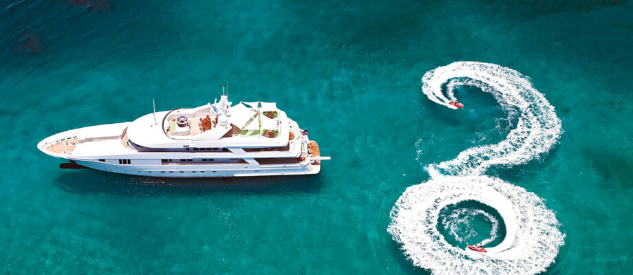 Why Having a Strong Charter Itinerary is Key: Featuring The Super-Yacht Rhino