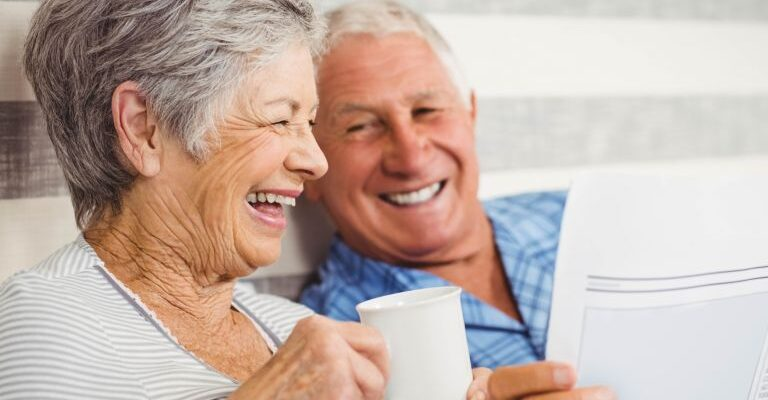 5 Ways for Elderly People To Stay Happy at Home