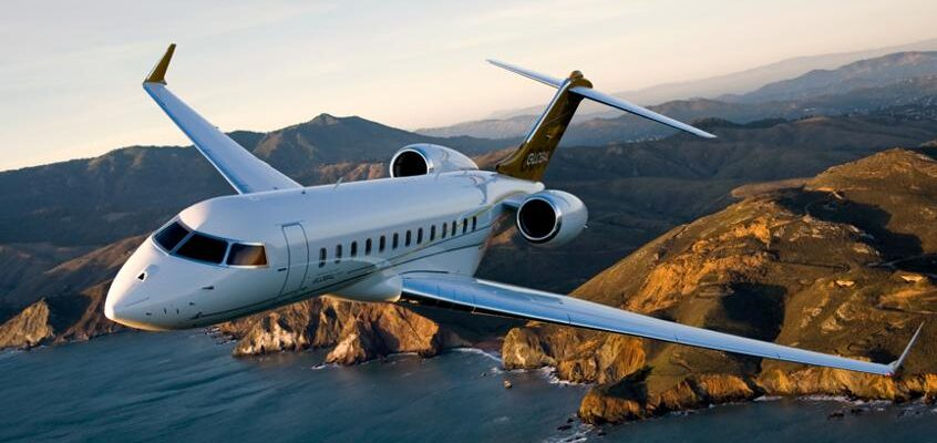 Flying High: The Future of Private Jets